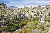 Oman Wadi Bani Habib