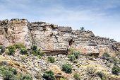 Rocks Saiq Plateau