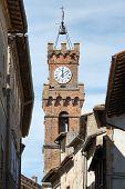 Tower City Hall Pienza