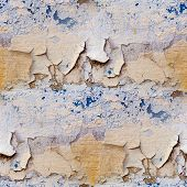 wall with cracks seamless texture