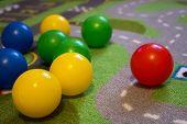 Colorful Balls Diag