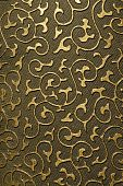 Gold Pattern Texture