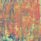 Abstract rough grunge background, colorful texture. With different color patterns: yellow (beige); blue; red (orange); purple (violet)
