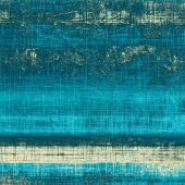 Vintage texture. With different color patterns: gray; blue; cyan