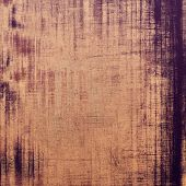 Old grunge textured background. With different color patterns: brown; gray; purple (violet)