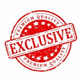 Red Stamp - Exclusive, Premium Quality
