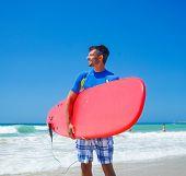 Surf man.