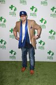LOS ANGELES - FEB 18:  Ricky J. at the Global Green USA's 12th Annual Pre-Oscar Party at a Avalon on February 18, 2015 in Los Angeles, CA