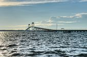 Newport Bridge - Rhode Island