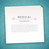Aquamarine Medical Background