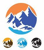 Symbol Of Mountains