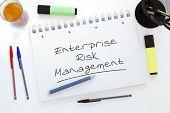 picture of enterprise  - Enterprise Risk Management  - JPG
