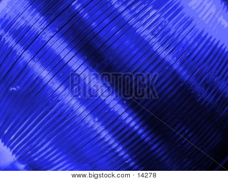 CDs In Blue poster