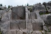 Incas throne
