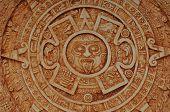 Mayan God Calendar