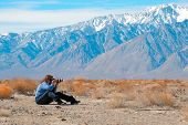 Photographing Death Valley, California, Usa
