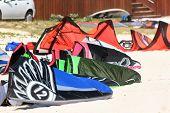Row Of Kites