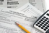 Business Tax Form