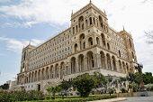 Government House in Baku, Azerbaijan