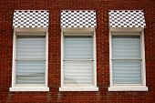 Checkered Awnings