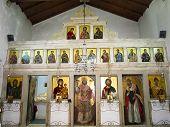 Interior Of Little Church