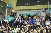 Kazakhstan supporters
