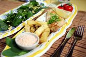 Sea Bream Dinner 4