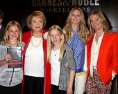 LOS ANGELES - JUN 21:  B Bell's Daughters with Lee Bell, Lauralee Bell, Maria Bell at a booksigning