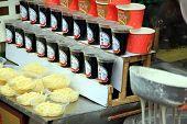 Fresh Noodles Vendor