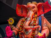 Thousands Of Devotees Bid Adieu To Lord Ganesha In Mumbai During Ganesh Visarjan Which Marks The End poster