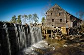 Yates Mill Gristmill