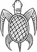 Ethnic Turtle