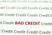 Mal crédito