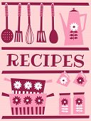 Retro Recipe Card
