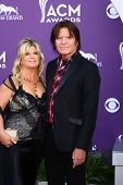 LAS VEGAS - MAR 7:  John Fogerty arrives at the 2013 Academy of Country Music Awards at the MGM Grand Garden Arena on March 7, 2013 in Las Vegas, NV