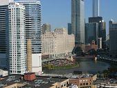 Skyline in Chicago