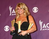 LAS VEGAS - MAR 7:  Miranda Lambert in the press room at the 2013 Academy of Country Music Awards at