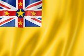 Niue Flag