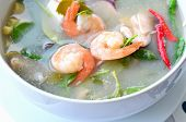 Shrimp Soup, Tom Yum Goong