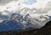 Las montañas majestuosas