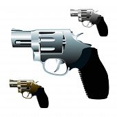 Graffiti Stencil style handgun.
