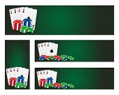 Poker Banners