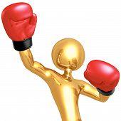3D Vector Boxing