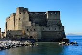 Egg Castle (castel Dell'ovo), Naples