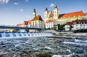 Cityscape of Steyr