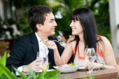Par comer al aire libre