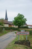 French Village Of Camembert