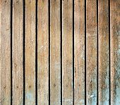 picture of wainscoting  - old wooden texture great as a background - JPG