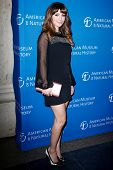 NEW YORK-NOV 21; Actress Nasim Pedrad attends the American Museum of Natural History's 2013 Museum Gala at American Museum of Natural History on November 21, 2013 in New York City.