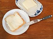 Bread And Butter Sandwich